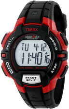 Timex Ironman Traditional 30 Lap Rugged Mid Size Watch - Black