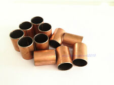 10pcs SF-1self lubricating composite bearing bushing sleeve 16mm * 18mm * 25mm