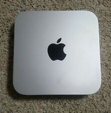 Apple Mac mini A1347 MD387LL/A (Late 2012) 8GB RAM 500GB Intel i5 with dvi adapt