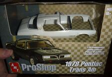 AMT 1978 PONTIAC TRANS AM PRO-SHOP 1/25 Model Car Mountain KIT FS