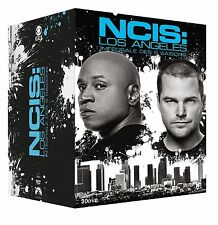 NCIS LOS ANGELES 1-5 DIE KOMPLETTE  DVD STAFFEL / SEASON 1-5 DEUTSCH - NEU & OVP