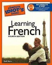 The Complete Idiot's Guide to Learning French, 4th Edition (Complete Idiot's Gui