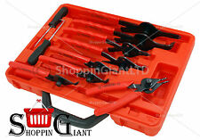 B.New 11pc Internal & External Circlip Snap Ring Plier Set in Blow Mould Case