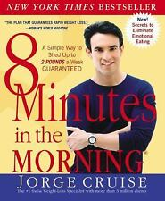 8 Minutes in the Morning -  Jorge Cruise (2002, Paperback)