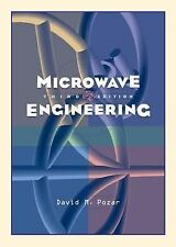 Microwave Engineering by David M. Pozar (2004, Hardcover, Revised)