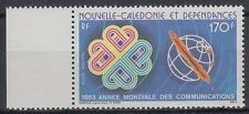Nouvelle-Calédonie New Caledonia 1983 ** mi.706 telecommunications [sq7301]