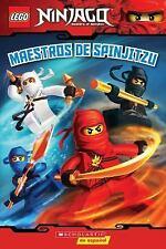 Lego Ninjago Ser.: LEGO Ninjago: Maestros de Spinjitzu (Lector No. 2) 2 by...