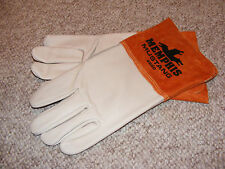 Memphis 4950 Mustang  - MIG/TIG Welders Gloves * Size Large ** NEW*** 1 pair