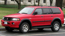 Mitsubishi Shogun Sport 1996-2008 PA Series workshop service repair manual C.D