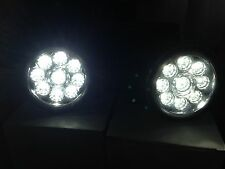 LED Front fog lights Land Rover Freelander 2   DRL LAMPS plug and play