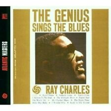 RAY CHARLES - THE GENIUS SINGS THE BLUES CD JAZZ NEU