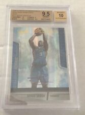 09-10 ABSOLUTE SERGE IBAKA SPECTRUM  RC ROOKIE AUTO BGS 9.5 Auto 10 175/249 Wow