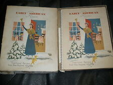 Early American Recipes traditional recipes from New England Kitchens 1953