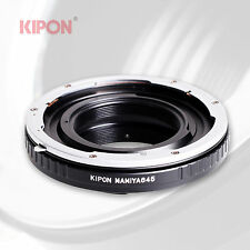 Kipon Adapter for Mamiya 645 M645 Mount Lens to Nikon F AI Mount Camera D90 D80