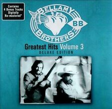 Greatest Hits Volume 3 Deluxe Edition by The Bellamy Brothers (CD, Mar-2010,...