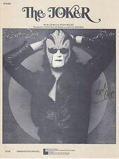 The Joker - Steve Miller Band - 1973 Sheet Music