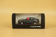 1:43 Mazda 3 AXELA sedan Diecast Model blue color