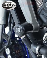 YAMAHA MT-09 (FZ-09) 2013 TO 2015 R&G RACING AERO CRASH PROTECTORS FRONT MOUNT