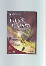 FLIGHT VENTURES ADD-ON FOR MICROSOFT FLIGHT SIMULATOR 2004 FS2004 - PC GAME