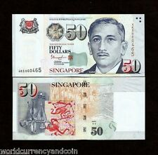 SINGAPORE 50 DOLLARS 2014-2015 1 or 2 DIAMOND UNC GUITAR MUSICAL INSTRU ART NOTE