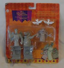Disney Hunchback of Notre Dame Gargoyle Action Figures New On Card