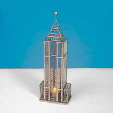 Empire State Building Centerpiece, Table Decoration-votive candle- New York