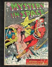 Mystery in Space #86, Attack of Underworld Giants, Adam Strange ~ 1963 (3.0) WH