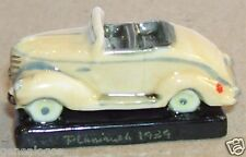 2013 USA VOITURE PLYMOUTH 1939 CABRIOLET FEVE PORCELAINE 3D 1/160