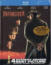Unforgiven (Blu-ray Disc, 2012, 20th AnniversaryEdition) w/ 54 page book NEW