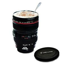 Camera Lens Cup 24-105mm Travel Coffee Mug Cup Plastic ABS Lens Camera Lens Cups