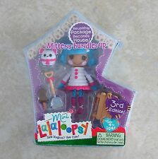 Mittens Fluff n Stuff Bundles Up Mini Lalaloopsy Doll New #4 Series 4 MGA 3rd Ed