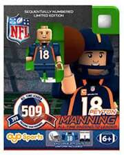 Peyton Manning NFL Denver Broncos Oyo Figure All Time TD Leader 509 Ltd Ed RARE