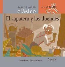 El zapatero y los duendes (Caballo alado clasicos-Al galope)
