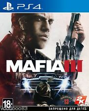 Mafia III (3) (PS4, 2016) Eng,German,Italian,French,Spanish,Portuguese,Chinese