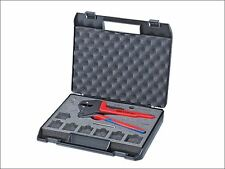 Knipex - Crimp System Pliers 200mm In Case