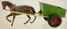 Britains Ltd England Farm Cart and Horse Die-cast Circa 1960's SS5