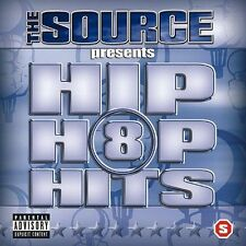 Source Presents: Hip Hop Hits, Vol. 8 [PA] (CD, May-2004, Image Entertainment...