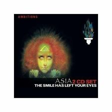 Asia - Smile Has Left Your Eyes [ Live ] 2 CD Set NEW / SEALED