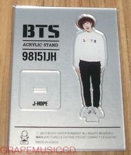 BANGTAN BOYS BTS 방탄소년단 2ND MUSTER OFFICIAL GOODS MD ACRYLIC STAND : J-HOPE NEW