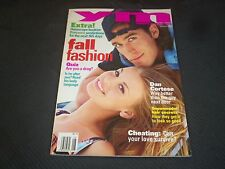 1993 AUGUST YW MAGAZINE - DAN CORTESE GREAT FASHION FRONT COVER - O 6832