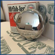 Stainless Steel Fuel Gas / Tank Filler Cap Vintage Polished
