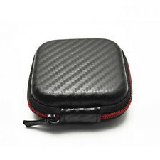 Cable Earphone Headphone Bag Carry Storage Box Earbud Case Travel Portable CZRE