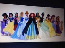 DISNEY PRINCESS 2 cross stitch kit