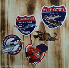 "US V8 Car Ratrod / Retro / Oldschool Sticker "" Set Roadrunner  "" Auto Aufkleber"