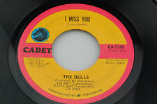 Dells: I Miss You / Don't Make Me a Storyteller   [Unplayed Copy]