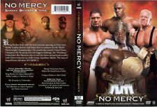 Official WWE - No Mercy 2006 DVD