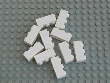 NEW LEGO BRICKS - 50 x WHITE 1x3 BRICKS 3622 - FRIENDS POLICE STAR WARS CITY -