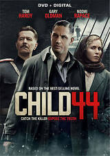 "Child 44 (DVD, 2015) ""How Many Must Die Before the Truth is Exposed"", VERY GOOD!"