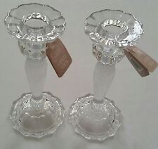 Pair of Vintage Candle Stick Holders Large