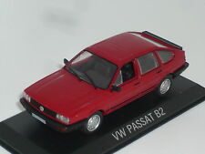 New 1:43 Ixo VW Passat B2 hatchback 5 door 1985 n China Santana red Carat Corsar